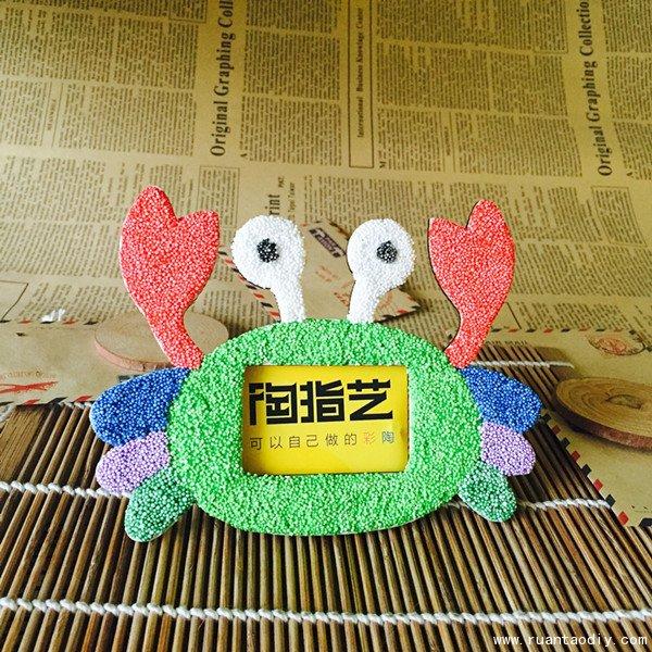 陶指艺珍珠泥手工创意产品上市