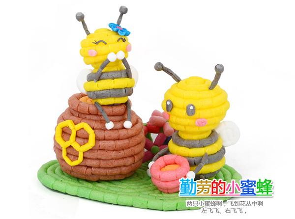 魔法玉米手工diy可爱的小动物产品欣赏