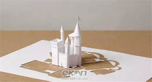 创意diy手工制作店分享一张a4纸创造的世界,这个创意我给满分
